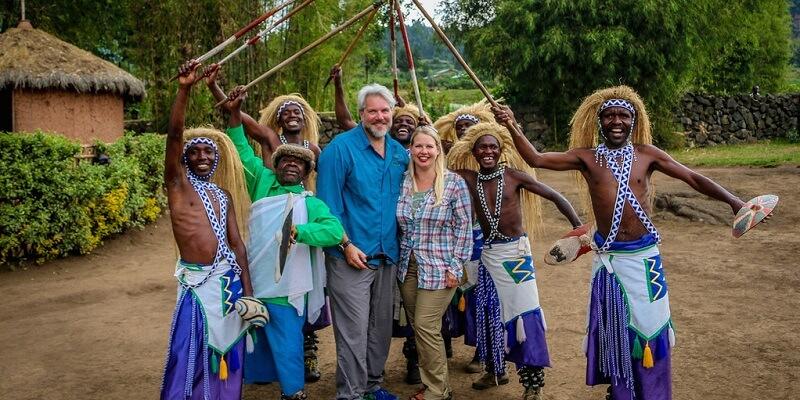 3 Days Rwanda Gorilla Trekking & Cultural Safari