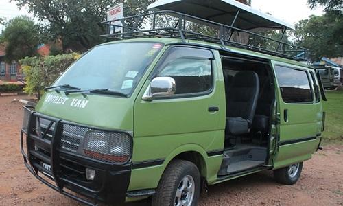 Rwanda self drive car hire