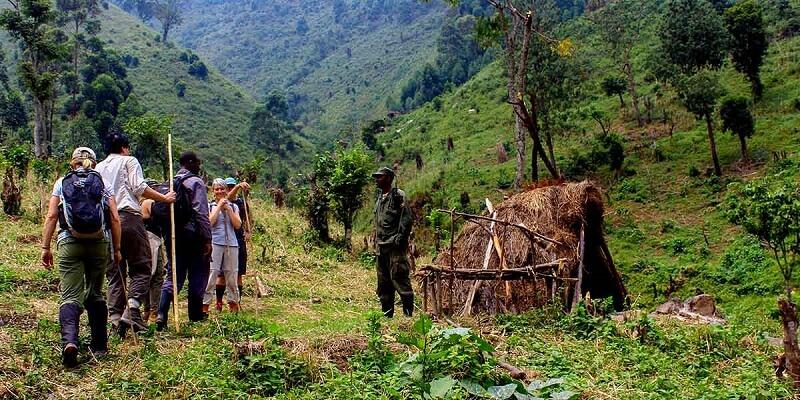 hills hiking in rwanda